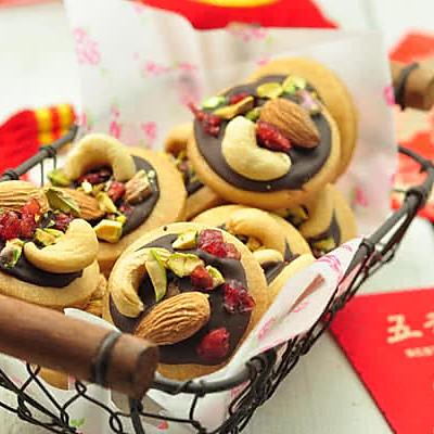 五福临门坚果饼干