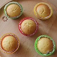 海绵纸杯蛋糕~圣诞节可爱小点心#九阳烘焙剧场#的做法图解10