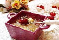 秋日里最滋润的养生甜品-----冰糖雪梨银耳羹的做法