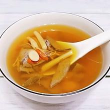 参芪枸杞猪肝汤