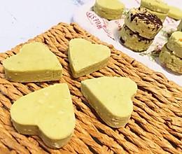 无油版绿豆糕,清香不腻口的做法