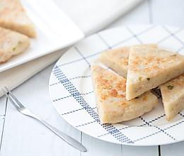 香煎干贝土豆糕的做法
