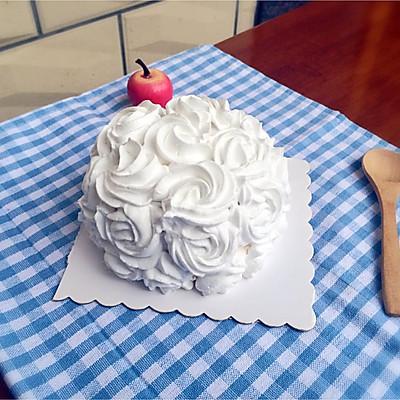 芒果雪蛋糕(四寸)
