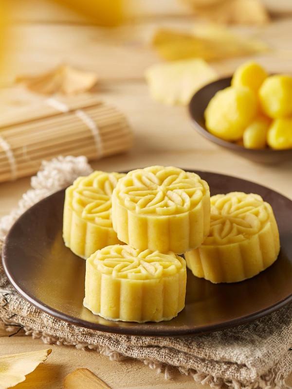 奶香栗子糕——米博版的做法