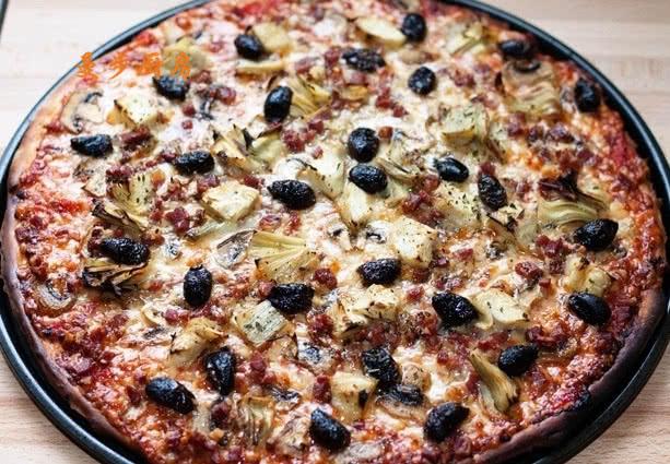 曼步厨房 - 比萨 披萨