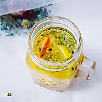 西柚百香果柠檬茶的做法图解12
