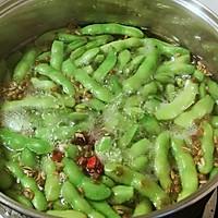 #父亲节,给老爸做道菜#五香毛豆的做法图解9