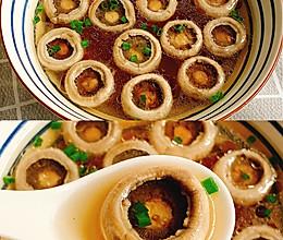 #入秋滋补正当时#口蘑新吃法~鲜掉眉的口蘑汤的做法