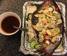烤箱制烤鱼的做法