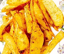 手残也能做好的美味薯条的做法