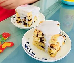 早餐蛋糕(含3全蛋,无牛奶配方)的做法
