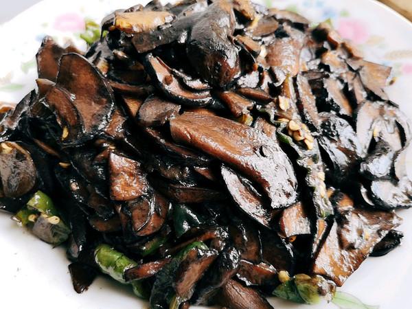 野生菌,黑牛肝菌的做法