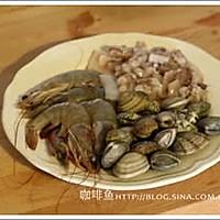 咖喱海鲜饭的做法图解2