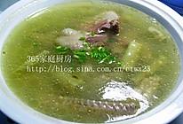 扁尖火腿老鸭汤的做法