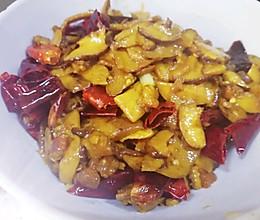 干辣椒牛肝菌的做法