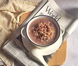 红豆大麦小米粥的做法