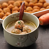大喜大牛肉粉试用+浓汤羊肉汆丸子的做法图解11