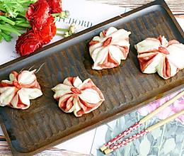 #憋在家里吃什么#双色花卷的做法