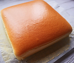 超细腻绵软❗️古早蛋糕的做法