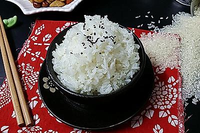 家常白米饭