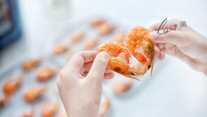 补钙海鲜零食-风干味虾