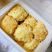 新手也能做的黄油曲奇饼干(超酥脆)