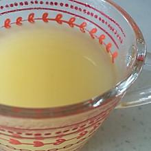 简易苹果汁