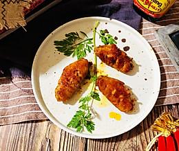#福气年夜菜#年夜饭快手菜:美极焗鸡翅的做法
