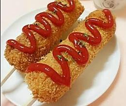 超级小吃——芝士热狗棒的做法