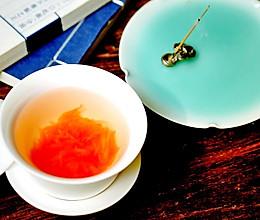 铁观音西柚茶的做法
