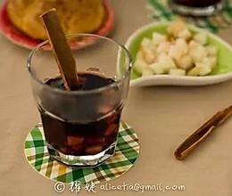 红酒还能这么喝--果香热红酒的做法