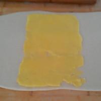 牛角包(丹麦面团制作方法)的做法图解7