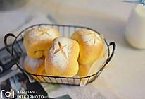 奶香超柔软面包的做法