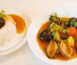 鲍汁小鲍鱼捞饭的做法