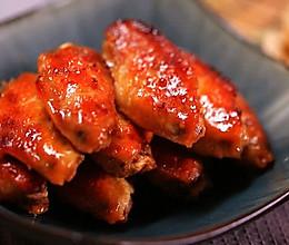 家常秘制烤鸡翅的做法