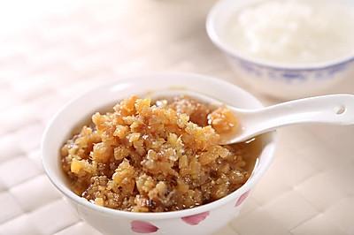 姜末咸鱼丁—自动烹饪锅食谱