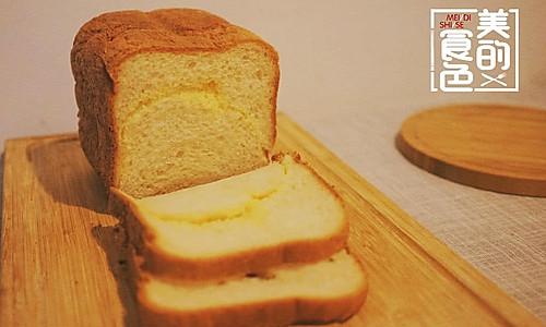 椰丝方包-美的面包机的做法