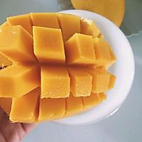 免烤箱蛋糕—0失败的芒果慕斯的做法图解4
