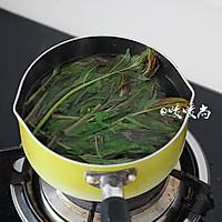 香椿芽拌香干的做法图解3
