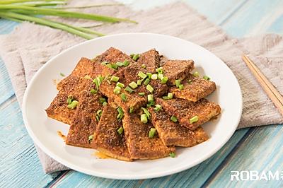 东阳烤豆腐