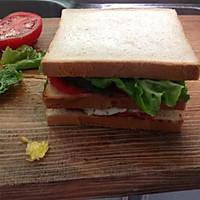 三明治的做法图解5