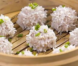 珍珠丸子|美食台的做法