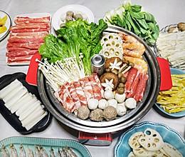 清汤火锅#秋天怎么吃#的做法