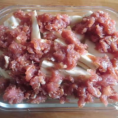 菁选酱油试用之肉末蒜蓉茄子的做法 步骤8