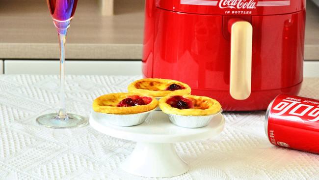 蔓越莓蛋挞的做法