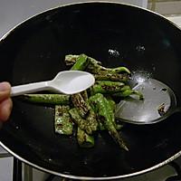 最上瘾的绝味川菜——虎皮尖椒的做法图解4
