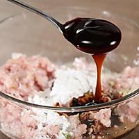香菇酿肉的做法图解7