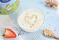 节后消滞去积食-醇奶燕麦粥的做法