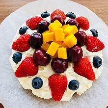 奶油蛋糕—家庭电饭锅版