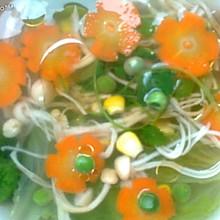 儿童最爱五彩蔬菜汤